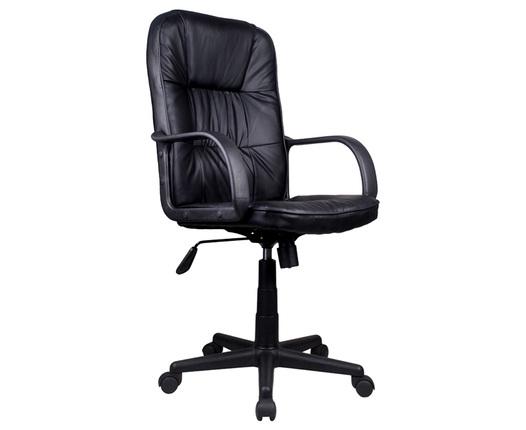 ענק הום סנטר | כסא מנהלים - כסא מנהל לונדון שחור YB-96