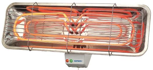 עדכני הום סנטר | תנורי חימום - תנור אמבטיה נירוסטה JH-28